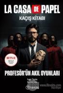 La Casa De Papel Kaçış Kitabı - Profesör'ün Akıl Oyunları (Maske Hediyeli)