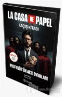 La Casa De Papel Kaçış Kitabı - Profesör'ün Akıl Oyunları (Ciltli) (Maske Hediyeli)