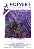 Lacivert Öykü ve Şiir Dergisi Sayı: 33