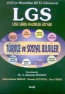 LGSLise Giriş Hazırlık KitabıTürkçe ve Sosyal Bilgiler