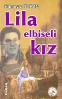 Lila Elbiseli Kız