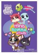 Littlest Pet Shop Miniş Boyama Kitabı Süper Çıkartmalar