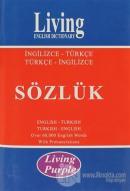 Living English Dictionary Living Purple İngilizce-Türkçe Türkçe İngilizce Sözlük