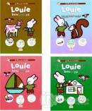 Louie Etkinlik Dizisi (4 Kitap Takım)