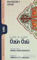 Lübb'ül-Lübb Özün Özü