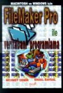 Macintosh ve Windows İçin File Maker Pro ile Veritabanı Programlama