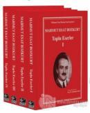 Mahmut Esat Bozkurt Toplu Eserler 4 Kitap Takım (Ciltli)