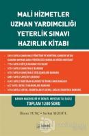 Mali Hizmetler Uzman Yardımcılığı Yeterlik Sınavı Hazırlık Kitabı