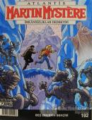 Martin Mystere Sayı: 192 - İmkansızlıklar Dedektifi