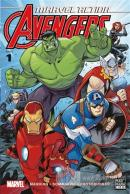 Marvel Action Avengers 1