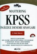 Mastering KPSS İngilizce Deneme Sınavları (Son Değişiklikleriyle)