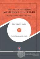 Masterson Günleri 3 - Psikanalitik Psikoterapi
