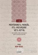 Mefaḫıru'l-Maḳal Fi'l-Mesadiri ve'l-Ef'al Cilt 2