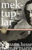 Mektuplar – Hermann Hesse / Thomas Mann