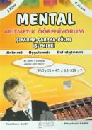 Mental Aritmetik Öğreniyorum 2. Kitap -  Çıkarma-Çarpma-Bölme İşlemleri