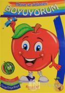 Meyve ve Sebzeleri Boyuyorum