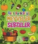 Meyveler Sebzeler - Renk Renk Boya