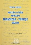 Miftah-ı Lisan Manzum / Fransızca-Türkçe Sözlük