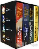 Millennium Serisi (4 Kitap Set)