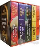 Millennium Serisi - Kutulu Özel (5 Kitap Set) (Ciltli)