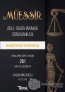 Müessir Adli-İdari Hakimlik Soru Bankası - Anayasa Hukuku