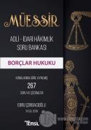 Müessir Adli-İdari Hakimlik Soru Bankası - Borçlar Hukuku