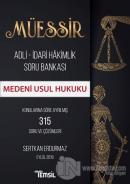 Müessir Adli-İdari Hakimlik Soru Bankası - Medeni Usul Hukuku