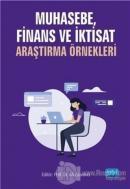 Muhasebe Finans ve İktisat Araştırma Örnekleri