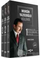 Muhsin Yazıcıoğlu Külliyatı (3 Cilt Takım - Ciltli)