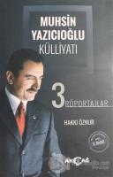 Muhsin Yazıcıoğlu Külliyatı 3. Cilt