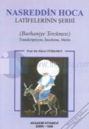 Nasreddin Hoca Latifelerinin Şerhi (Burhaniye Tercümesi) Transkripsiyon, İnceleme, Metin