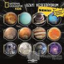 National Geographic Kids - Uzayı Keşfediyorum (12 Kitap Takım) (Ciltli)