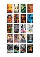 Neil Gaiman 20 Kitap Takım