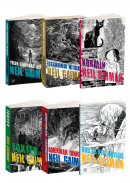 Neil Gaiman 6 Kitap Takım