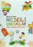 Neşeli Çocuklar Okul Öncesi Eğitim Seti (16 Kitap)