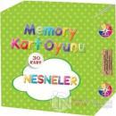 Nesneler - Memory Kart Oyunu