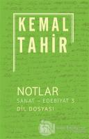 Notlar / Sanat-Edebiyat 3