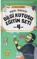 Okul Öncesi Bilgi Kutusu Eğitim Seti - 4