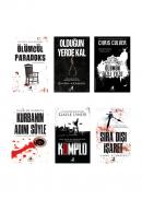 Olimpos Polisiye Seti 6 Kitap Takım