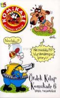 Komikaze - 6 - Ördek Kitap