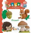 Orman - Bebek Kitapları (Ciltli)