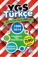 Örnek YGS Türkçe Son 16 Yılın Çıkmış Soruları 1999-2014
