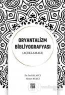 Oryantalizm Bibliyografyası (Açıklamalı)