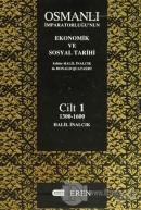 Osmanlı İmparatorluğu'nun Ekonomik ve Sosyal Tarihi 2 Cilt Takım  (Kutulu) (Ciltli)