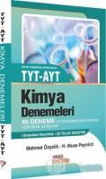 ÖSYM Tarzı Sorularla TYT- AYT Kimya Denemeleri