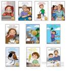 Öykülere Gizlenen Renkler 10 Kitaplık Set