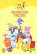 Oyuncaklar Boyama (3-4 Yaş)