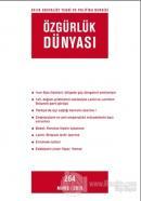 Özgürlük Dünyası Aylık Sosyalist Teori ve Politika Dergisi Sayı : 264 - Mayıs 2015