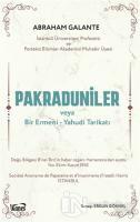 Pakraduniler veya Bir Ermeni-Yahudi Tarikatı