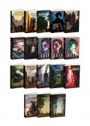 İthaki Pangea Kitaplığı 18 Kitap Takım